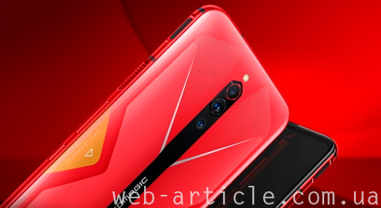 флагманский смартфон Vivo NEX 3S 5G.