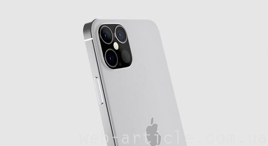 камера iPhone 12 Pr