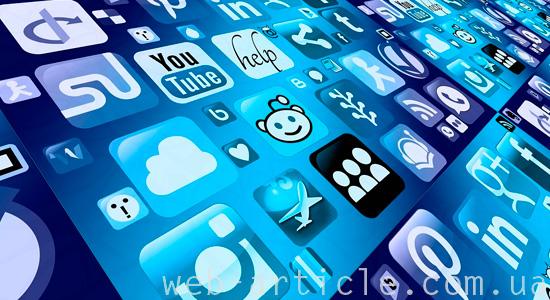 популярные мобильные приложения